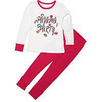 Пижама для девочки «Патти» с длинным рукавом