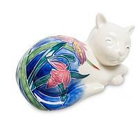 Фарфоровая статуэтка Кошка (Pavone) JP-11/33