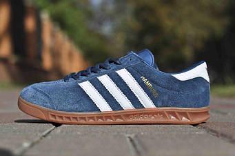 Мужские кроссовки Adidas Originals Hamburg Jeans