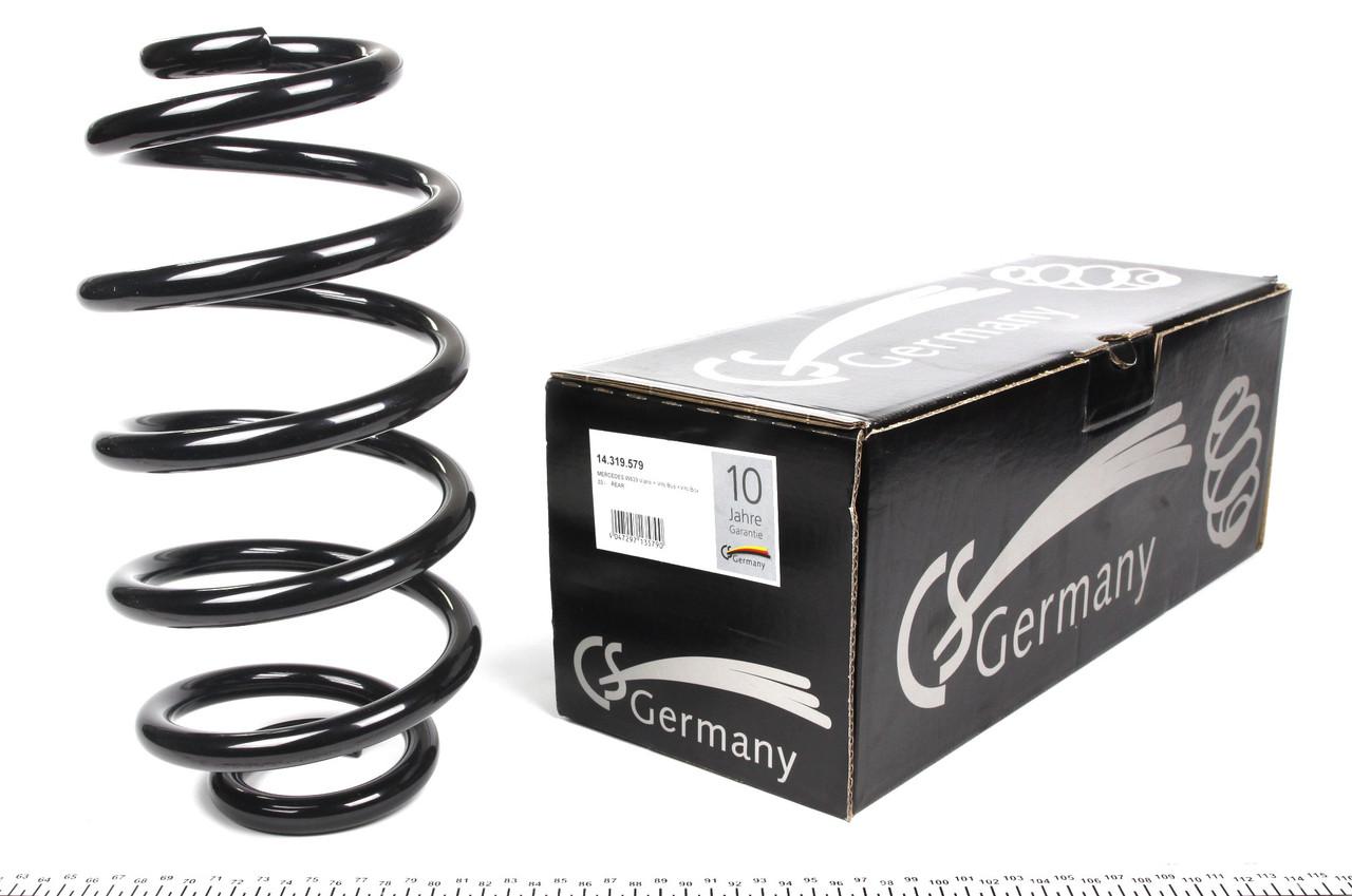 Пружина задняя вито 16mm (Mersedes Vito 639) СSgermany 14319579 Германия