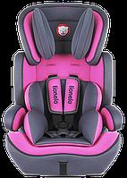 Автокрісло Lionelo Levi Plus Pink (LO.A.LE04)