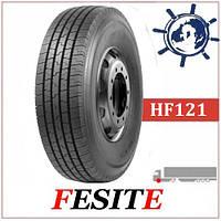 Шина 315/80R22.5 156/152L Fesite HF121 рулевая, грузовые шины на рулевую ось, авто шины Фесите