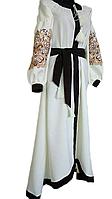 """Жіноче вишите плаття """"Версаль"""" (Женское вышитое платье """"Версаль"""") PU-0018"""