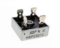т) мост диодный KBPC5010 50А