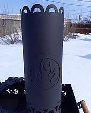 """Фирменный стартер для розжига углей ПК """"Огонь"""", фото 2"""