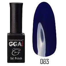 Гель лак GGA Основная палитра 083, 10мл