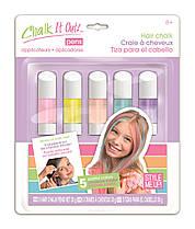 WOOKY Краска - мел для волос (5 мелков)