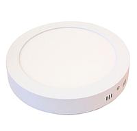 Светодиодный светильник LED SDL 9W 4100К квадр.накл. 145мм белый