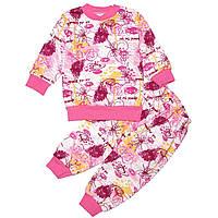 Пижама для девочки «Феи» Теплая