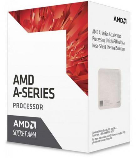 "Процессор s-AM4 AMD A12-9800E 3.1GHz BOX (AD9800AHABBOX) ""Over-Stock"""