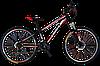 Cross Racer 26 Black-Red-White