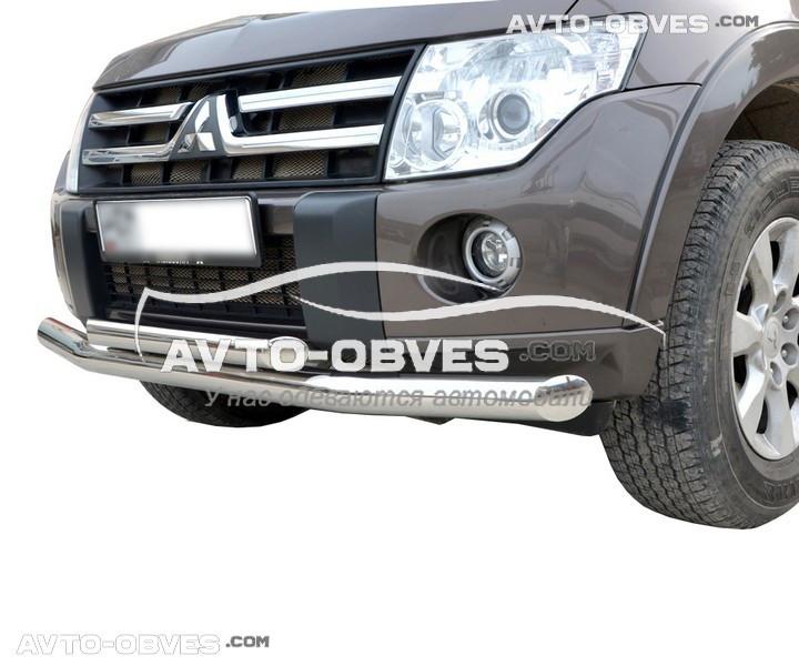 Захисна дуга подвійна Mitsubishi Pajero Wagon 4