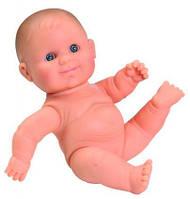 Пупс младенец девочка, без одежды, 22 см, Paola Reina