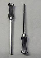 Борфреза (U) 6х10х3 цилиндрическая вогнутая твердосплавная