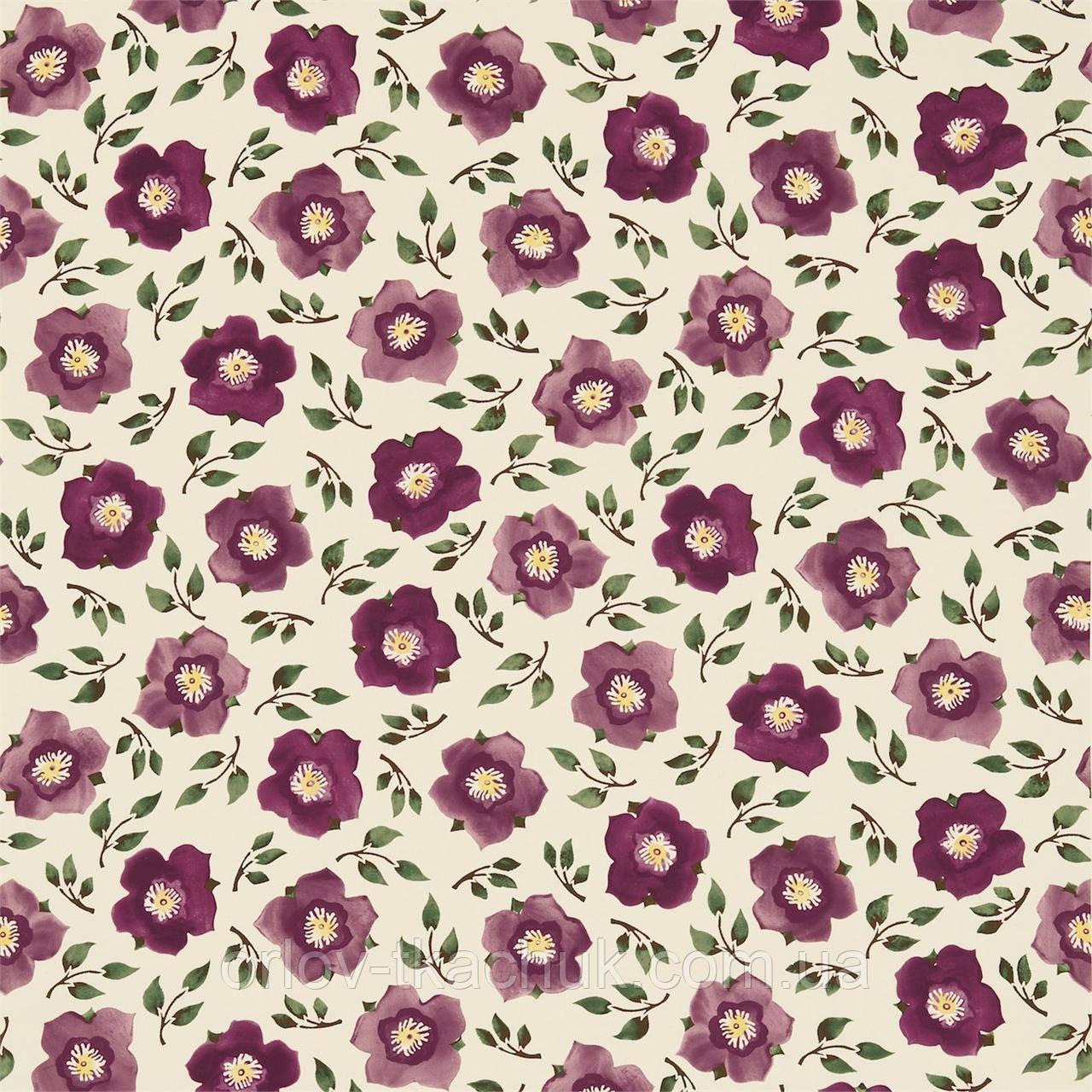 Ткань интерьерная Hellebore China Emma Bridgewater Sanderson