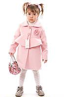 Пальто для маленьких модниц (1303/1)