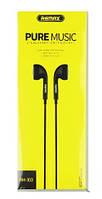 Наушники Remax RM-303 черные