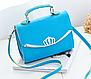 Женская сумка кросс боди через плечо с короной, фото 5