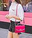 Женская сумка кросс боди через плечо с короной, фото 7