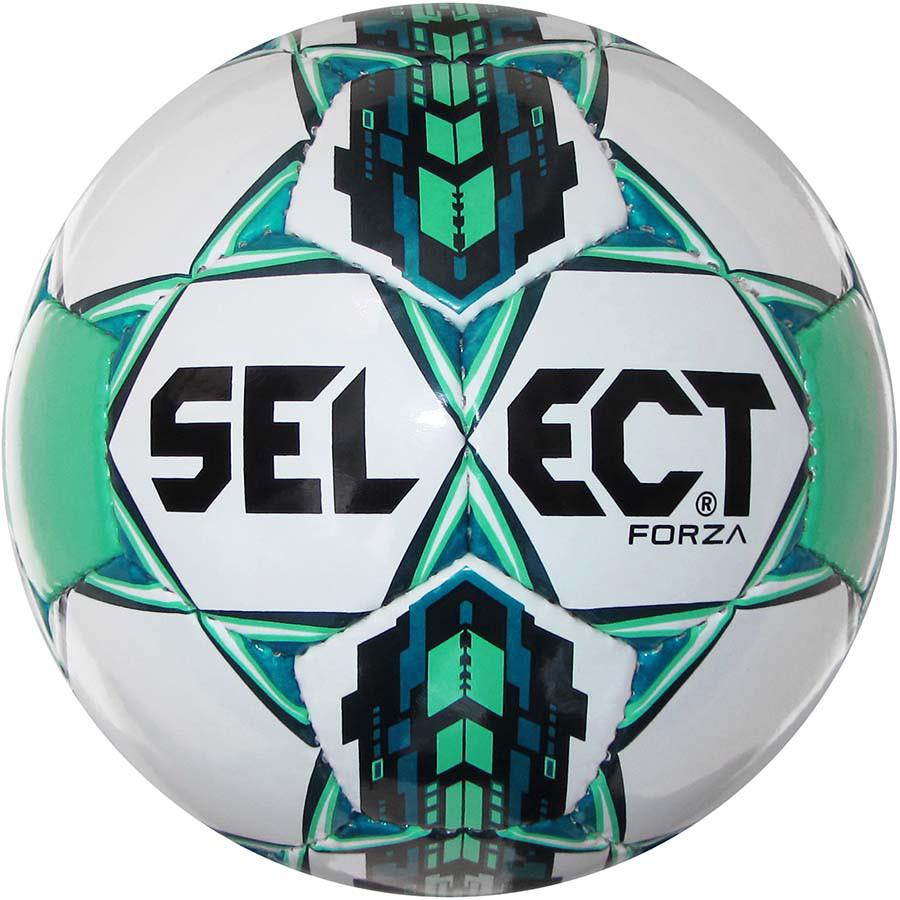 Футбольный мяч Select Forza белый размер 4