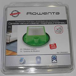 Hepa фильтр для пылесоса Rowenta ZR000801
