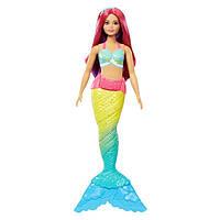 """Кукла Barbie """"Русалочка с Дримтопии"""" / Barbie Dreamtopia New Core Mermaid Doll - Pink Hair"""