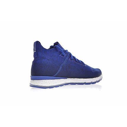 """Мужские кроссовки Puma Jamming """"Forest Night"""" Blue Синие, фото 2"""