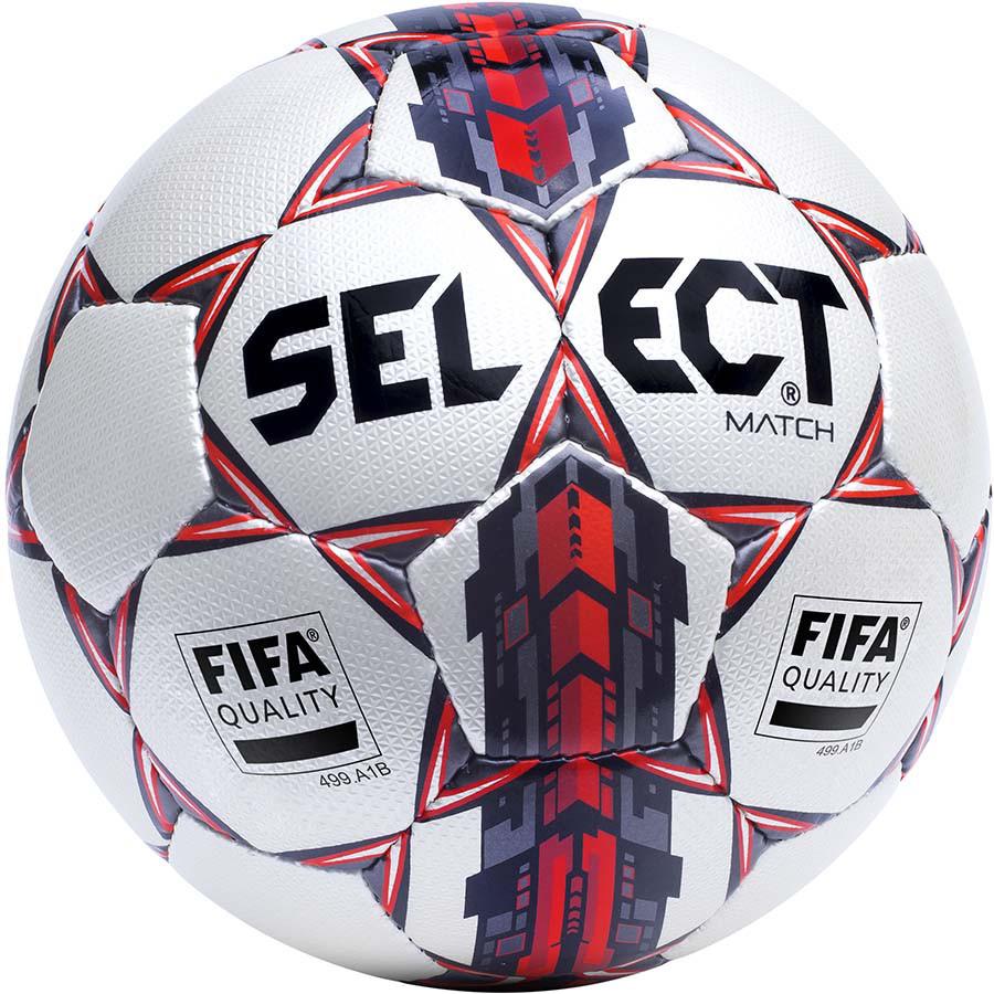 Футбольный мяч Select Match FIFA размер 5