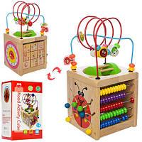Деревянная игрушка Лабиринт, MD 1175, 007141, фото 1