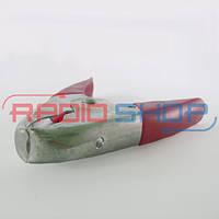 Зажим крокодил аккумуляторный 500A (красный)