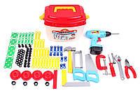 Набор детских инструментов в чемоданчике