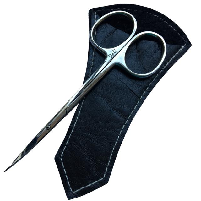 Ножницы маникюрные CREZ (для кутикулы) ручная заточка