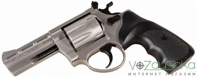 ME 38 Magnum 4R никель