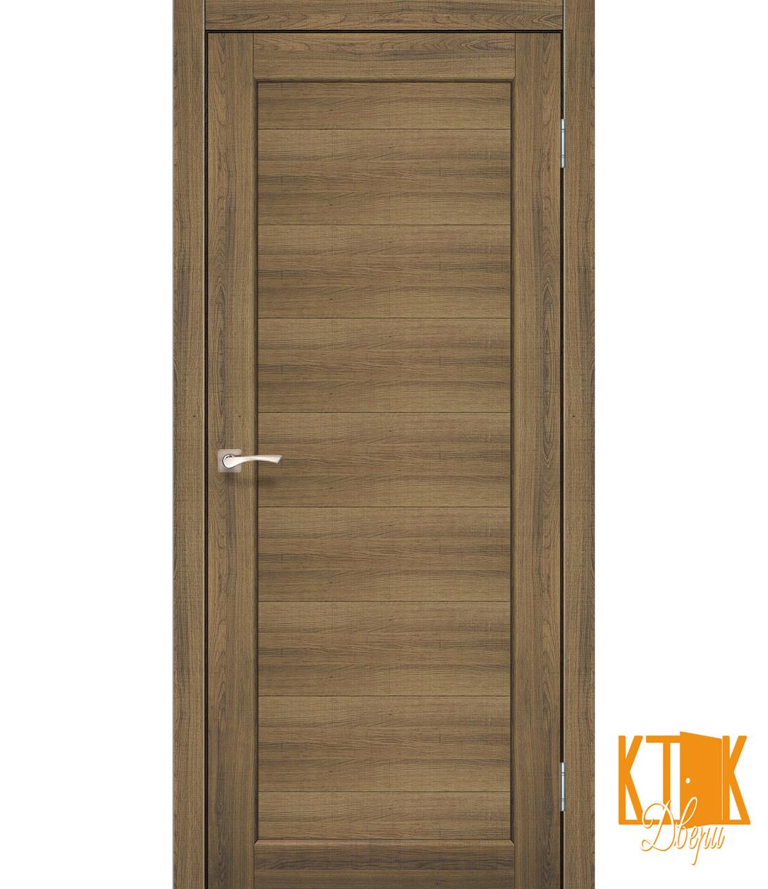 """Межкомнатная дверь коллекции """"Porto"""" PR-05 (дуб браш)"""