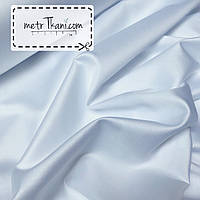 Сатин премиум белого цвета ширина 240 см № ПС-0001