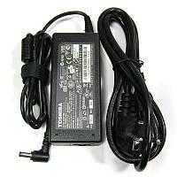 Зарядное устройство для ноутбука TOSHIBA  19V; 3.42A; 5.5mmx2.5mm