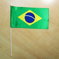 "Флажок ""Бразилия"" | Флажки Южной Америки |, фото 1"