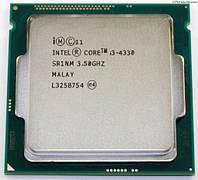 Процессор Intel Core i3-4330 3.50GHz, s1150, tray