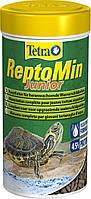 Tetra ReptoMin Junior 250 мл корм для молодых черепах