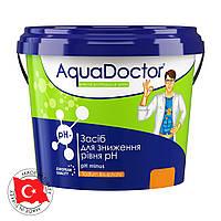Средство для понижения уровня рН AquaDoctor pH Minus 1 кг