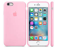 Чехол for Apple iPhone 6/6s Silicone Case Light Pink (MM622)