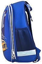 Рюкзак каркасный  1 Вересня 554605 H-12 Drift, 38*29*15, фото 3