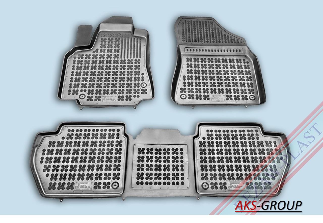 Ковры салона Citroen Berlingo ІІ 2008 - 2018 Rezaw-Plast 201212
