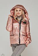 Модная женская весенняя куртка К-65., фото 1