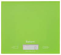 Кухонні ваги SATURN ST-KS7810 green