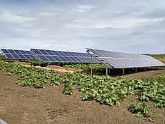 Сетевая солнечная станция 5 кВт 1 фаза (KDM+Growatt)