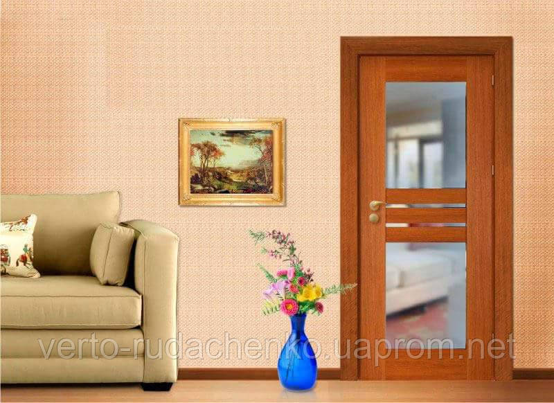 "Двери Verto Лада-Концепт 2.2 в цвете Вишня ""Резист"""