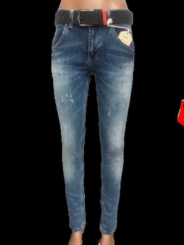 Джинсы женские JASS 259 синие