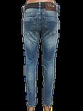 Джинсы женские JASS 259 синие, фото 3