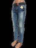 Джинсы женские JASS 259 синие, фото 2